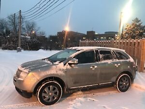 08 Lincoln MKX Limited AWD 4x4 Automatique Camion VUS SUV