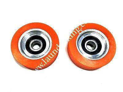 70298701p 2 Pieceshigh Quality Orange Roller Bearing For Huebschsqipso Dryer