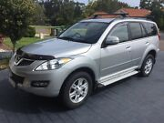 2013 Great Wall X200 (4x4) 4d Wagon Redhead Lake Macquarie Area Preview
