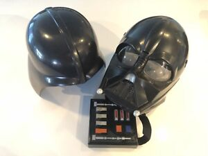 Star Wars Darth Vader Helmet WORKING ELECTRONICS!!!