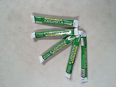 10 pcs. Light / Glow Sticks for Emergency & Safety  - Safety Glow Sticks