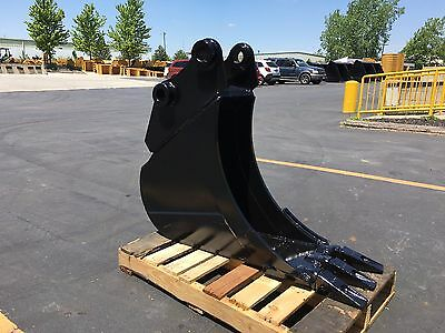New 12 Heavy Duty Excavator Bucket For A Hyundai R80-9 W Coupler Pins