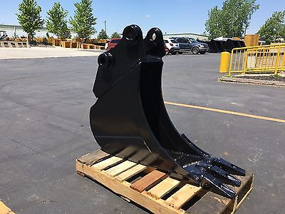 New 12 Heavy Duty Excavator Bucket For A Hyundai R80-9