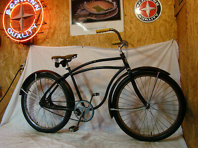 1 pair bicycle tire  24x2.125 balloon Classic Beach Cruiser Round 24 2.1 Green