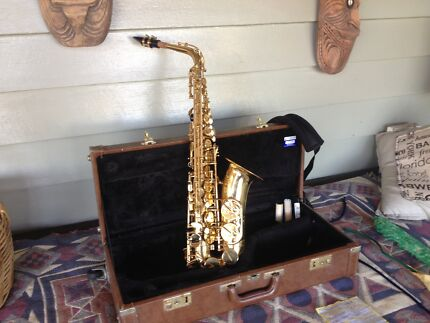ALTO SAXOPHONE Nudgee Brisbane North East Preview