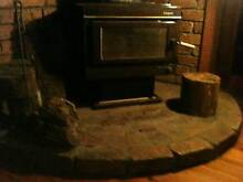 Masport wood fireplace, with extras, a complete winter package. Nambour Maroochydore Area Preview