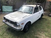 1976 Honda Civic 1200 Kambah Tuggeranong Preview