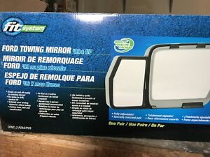 Ford F-150 Tow Mirrors 2009-2014
