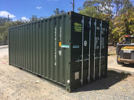 20ft Shipping Containers All Grades From