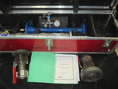 Daniel Split Clamp Extractor 3-9000729 Control Gas Ultrasonic Flow Meter