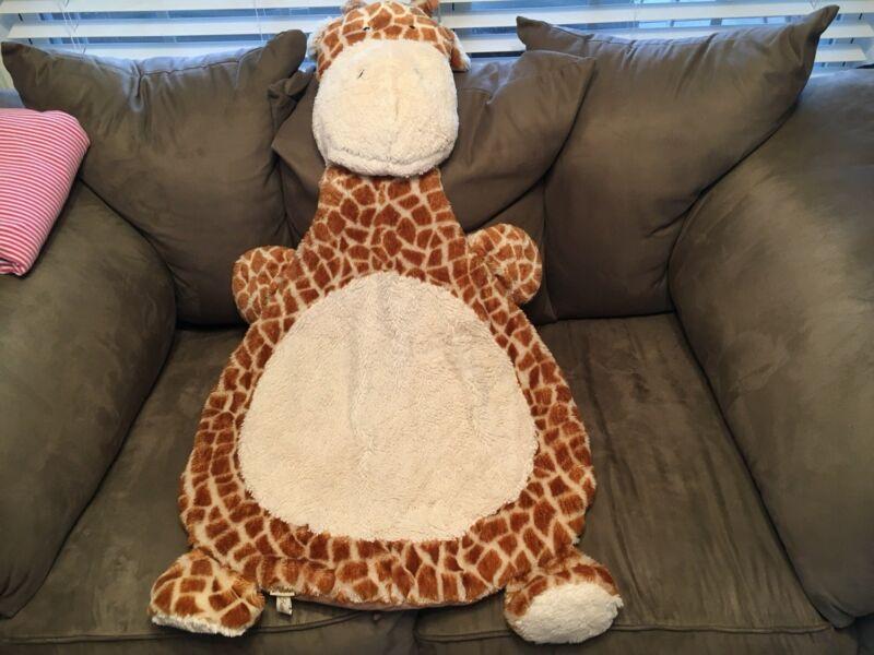 Best Ever Tummy Time Giraffe