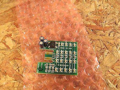 2 Federal Signal Msleda Microstat Stacklight Led Amber 24v Dc Ac Nib