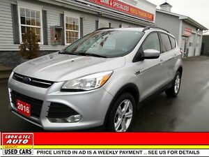 2016 Ford Escape you're approved $75.67 a week tax inc. SE