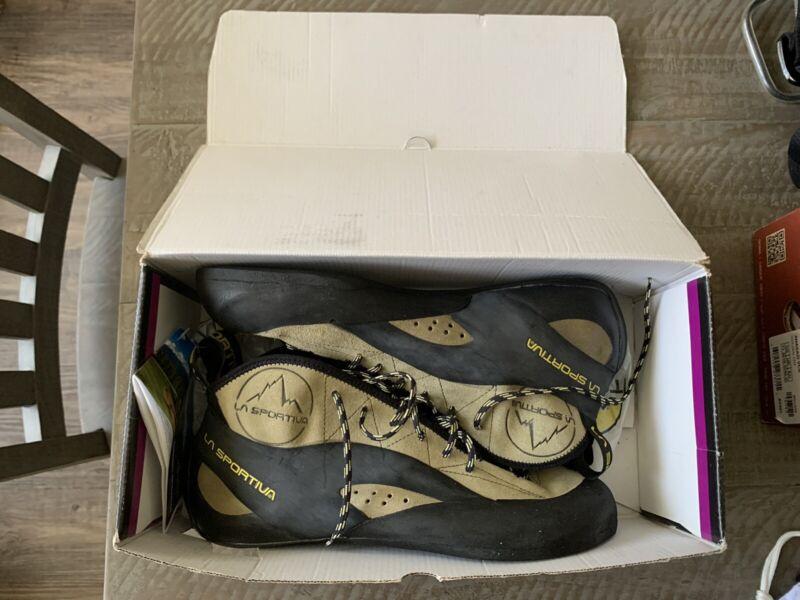 La Sportiva TC Pro Climbing Shoes (Brand New, Men's 45)