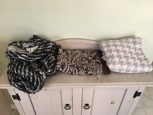 Ladies Fall/Winter Scarves!  PRICE:  $5 for all 3.