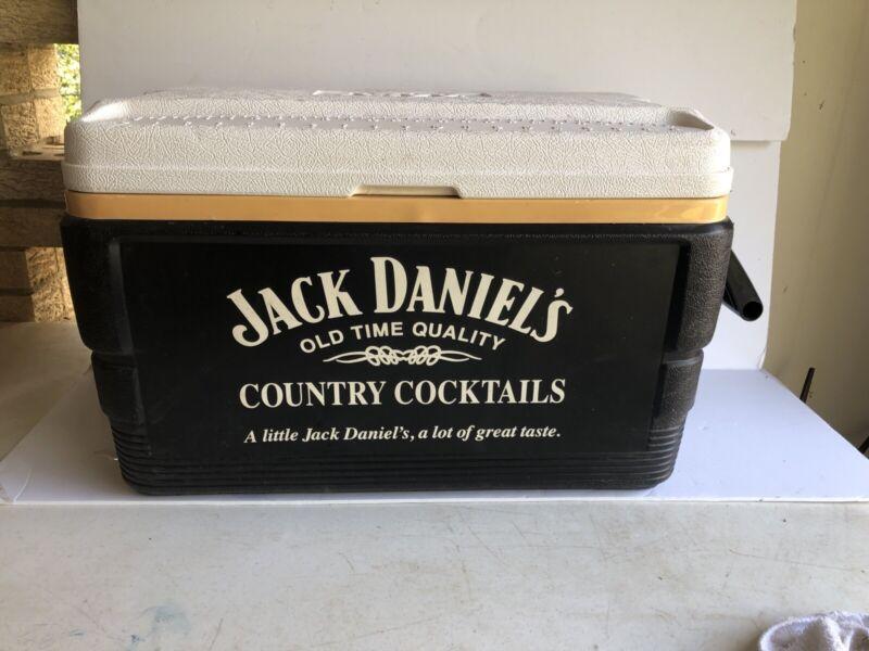 Vintage Jack Daniels Igloo Ice Chest