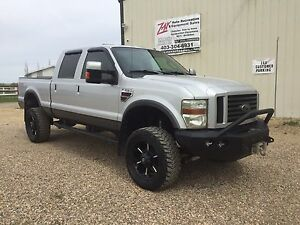 08 Lifted Ford F-350 Lariat For Sale! Trades?
