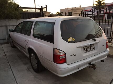 2008 FORD FALCON WAGON LPG / PETROL ECONOMICAL WORKHORSE  Brompton Charles Sturt Area Preview