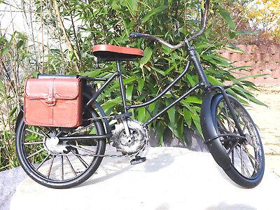 Fahrrad Drahtesel Zweirad  Rad Radl Bike Velo Blech Dekoration Geschenk Sammler