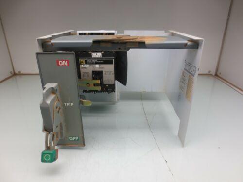 SQUARE D FA100-3MC6 MCC BUCKET 15AMP, FHP36015