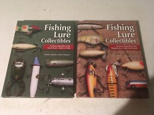 Fishing lure collector books