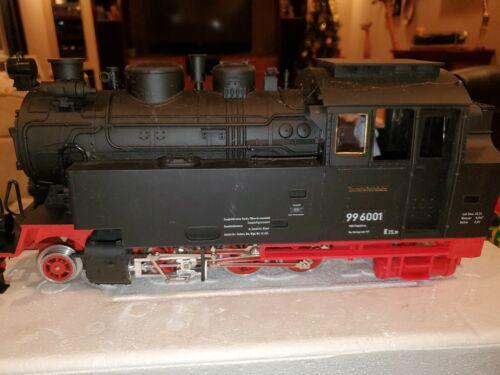 LGB #2080  Steam Locomotive2-6-2