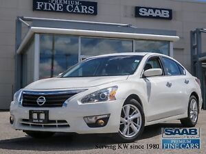 2014 Nissan Altima SV Navigation/Power Sunroof/Heated Seats