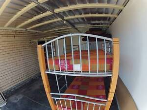 Timber Bunk Bed Balcatta Stirling Area Preview