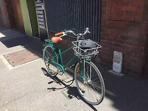 Reid Bike with basket North Melbourne Melbourne City Preview