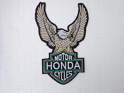 Parche bordado Honda Parche grande