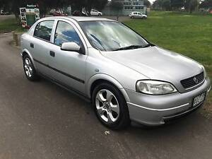 2001 Holden Astra TS CD Hatchback 1.8L 4Cyl Ei Petrol Glen Waverley Monash Area Preview