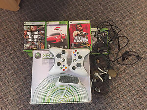 Xbox 360 with 32 games