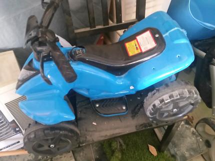 Quad bike electric