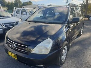 2007 Kia Carnival EX Yass Yass Valley Preview