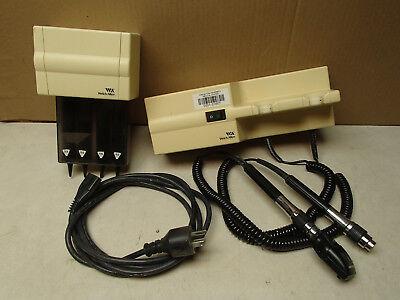 Welch Allyn 767 Diagnostic Otoscope Setup W 11710 Head Tip Dispenser