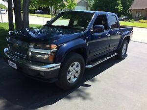 2010 CHEVROLET COLORADO LT Z-71 V8 5.3L 4X4 CREW CAB 4p + FULL