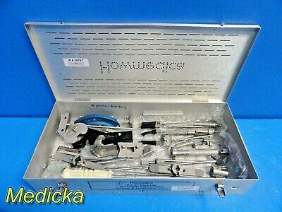 Stryker Howmedica Osteonics Ortho Instruments W Krishner 6079-9-930 Case 18797
