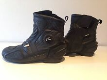 Motor bike riding shoes motor bike Glendenning Blacktown Area Preview