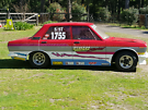Swaps ? Datsun 1600 drag car hilux diff 4 link  v8 or turbo swap Doyalson North Wyong Area image 2