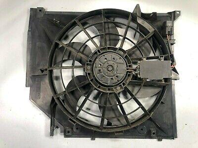 99-06 BMW 323i 325i 328i 330i E46 MT Electric Radiator Cooling Fan Assembly 1481