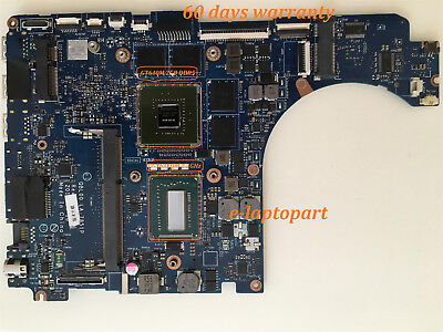 DELL XPS 15 L521x motherboard w/ i7-3632QM 2.2GHz GT640M 2GB CN-0TRPPH LA-7851P , used for sale  Shipping to Canada