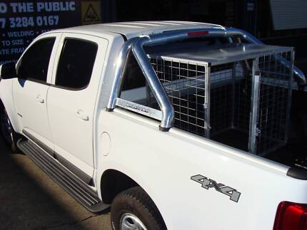 Dog Cage / Ute Security Cage Clontarf Redcliffe Area Preview