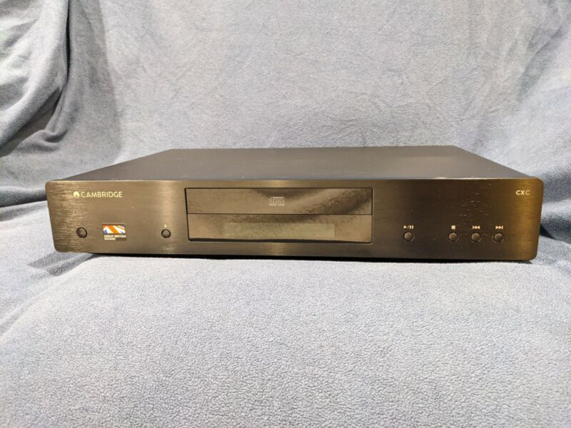 Cambridge Audio CXC CD Trasport - used - Local pickup only (with remote/cables)