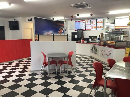 Fast Food Business for Sale