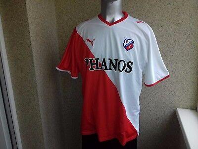 FC Utrecht HOLLAND PUMA 2007-2010 Home football shirt 2XL JERSEY PUMA SOCCER image