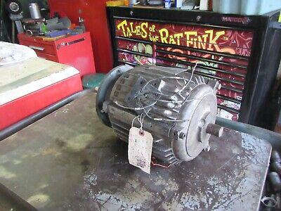 Tatung Cold Saw Electric Motor