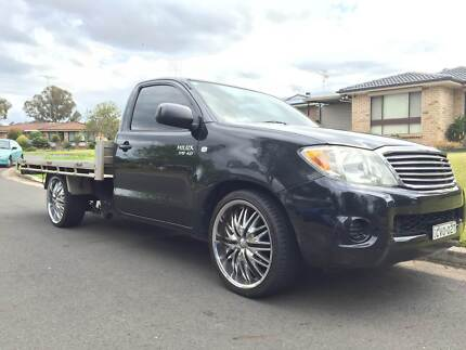 2008 Toyota Hilux Other Jamisontown Penrith Area Preview