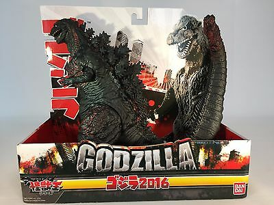 Bandai Monster King Series Shin Godzilla Resurgence 2016 Soft Vinyl Figure Sofvi