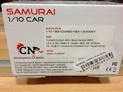 VARIADOR SAMURAI 1/10 45A,MARA YUKI MODEL,REF.Y4107001FL