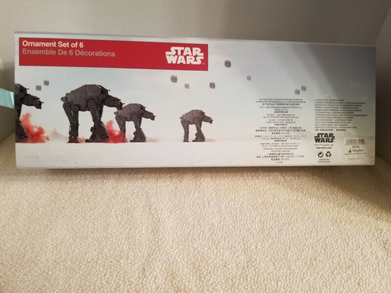 Star Wars Collectible Ornament Set
